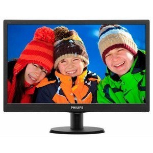 MONITOR PHILIPS 18.5 inch 193V5LSB2/10 WIDE