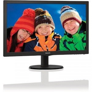 MONITOR PHILIPS LED 21.5 inch 223V5LSB2/10 WIDE