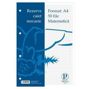 Rezerve A4 50 Matematica Clasic