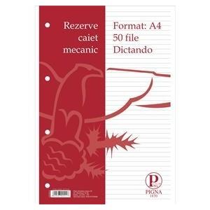 Rezerve A4 50 Dictando Clasic