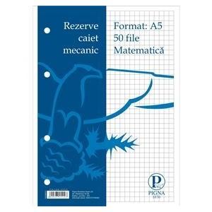 Rezerve A5 50 Matematica Clasic