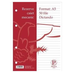 Rezerve A5 50 Dictando Clasic