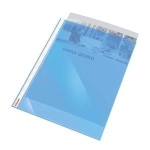 FOLIE PROTECTIE A4 ALBASTRA 10/TOP 55 MICRONI ESSELTE