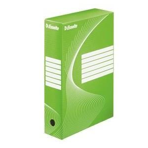 Cutie Arhivare 8 cm Boxy, Verde, Esselte