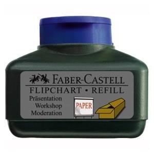 REFILL MARKER FLIPCHART GRIP ALBASTRU FABER-CASTELL