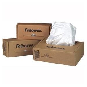 Saci distrugatoare documente 227L Fellowes (50 buc./set)