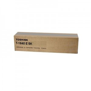 Toshiba Toner Original  black (T1640E 5K, 6AJ00000023)