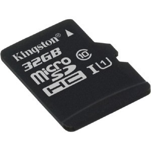 MICRO SD KINGSTON 32GB CLASA 10 SDC10G2/32GBSP