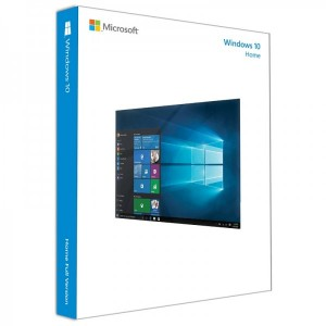 Microsoft Windows 10 Home, 32/64-bit, Engleza, Retail/FPP, USB Flash