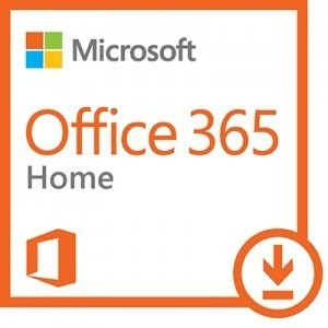 Microsoft Office 365 Home, Subscriptie 1 an, 5 PC, All Languages, Electronic