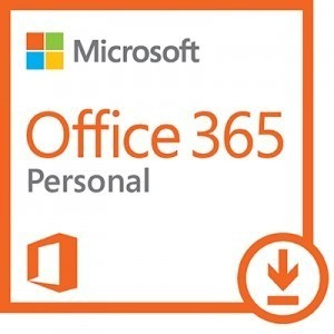 Microsoft Office 365 Personal, Subscriptie 1 an, 1 PC/MAC si 1 tableta, All Languages, Electronic