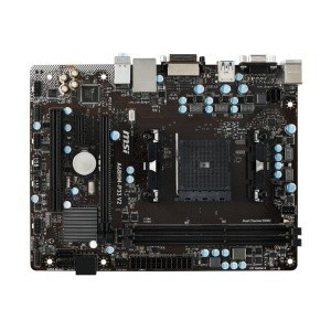 PLACA DE BAZA MSI SOCKET FM2+ A68HM-P33 V2 AMD A68H 2*DDR3