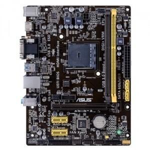 PLACA DE BAZA ASUS SOCKET AM1 AM1M-A 2*DDR3 1600/1333