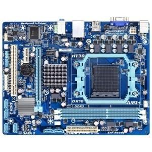 PLACA DE BAZA GIGABYTE 78LMT-S2 AMD 760G SKT.AM3+ MATX INT + PCI-E 2.0