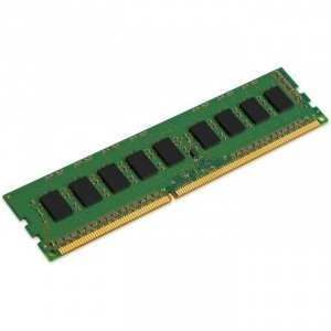 MEMORIE KINGSTON DDR III 2GB 1333 MHZ CL9 VALUERAM SR X16