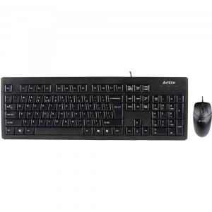 KIT A4TECH KRS-8372 ANTI-RSI KRS-83 + OP-720 BLACK