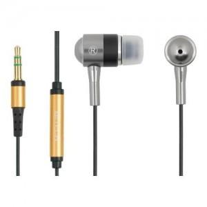 CASTI A4TECH MK-650-S SECUREFIT IN EAR GREY