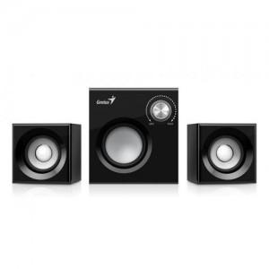 BOXE GENIUS 2.1 SW-2.1 370 8W BLACK 31731067100