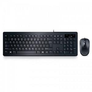 KIT GENIUS SLIMSTAR C130 CU FIR USB BLACK 31330208100