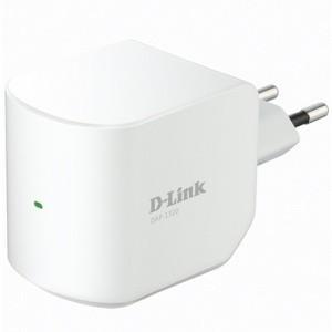 Range Extender D-Link Wireless N 300Mbps, 2 antene interne