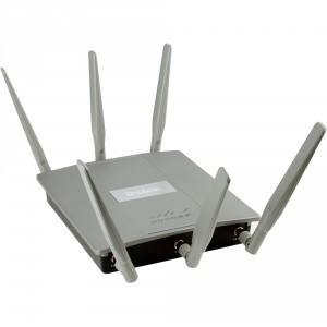 ACCESS POINT D-LINK DAP-2695 WIRELESS AC 1750MBPS DUAL BAND 2XGIGABIT