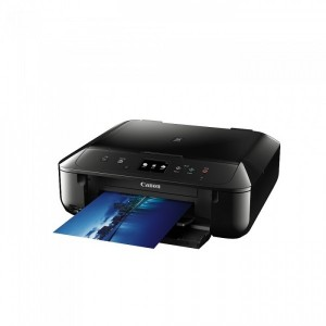 Multifunctional inkjet color Canon Pixma MG6850 Black