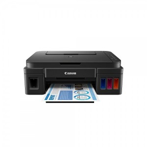 Multifunctional inkjet color CISS Canon G2400