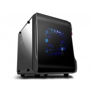 Carcasa Spire PowerCube 715  420W mATX/ mini ITX
