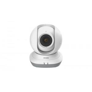 Camera Monitorizare Copii D-Link HD PanTilt WI-Fi Baby Camera wireless (DCS-855L)