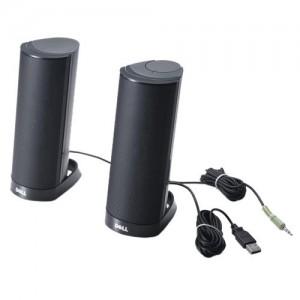 Boxe Dell AX210CR, 1.2W, cablu USB inclus, culoare neagra, 520-AAFU