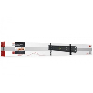 Suport perete LCD/Plasma Barkan, E40.B, 40 inch  - 60 inch max. 60Kg, negru