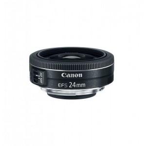 Obiectiv foto Canon EF 24mm/ F2.8 STM Pancake