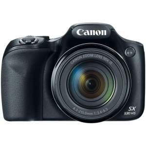 Camera foto Canon PowerShot SX530 IS Negru