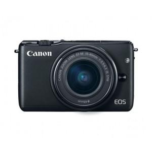 Camera foto Canon DSC EOS M10 15-45 Negru, 18 MP