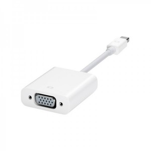 Apple 1x miniDisplayPort Male - 1x VGA Female