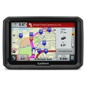 GPS Garmin 5.0 inch  , DEZL 570LMT, 480 x 272, Voice Activated Navigation,