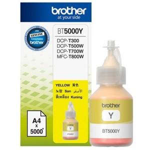 Cartus Yellow Bt5000Y 5K Original Brother Dcp-T300