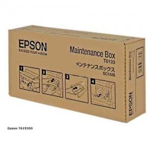 Maintenance Box C13T619300 Original Epson Sc-T3000