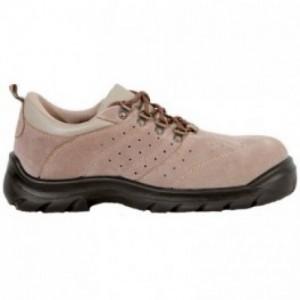 Pantofi de Protectie cu bombeu metalic si lamela antiperforatie DAKAR S1P