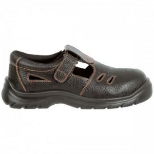 Sandale de Protectie cu bombeu metalic LEONE S1