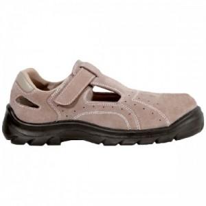 Sandale de Protectie cu bombeu metalic si lamela antiperforatie CAIRO S1P