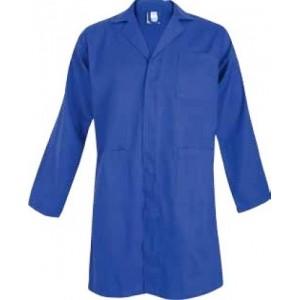 Imbracaminte de Protectie de Vara: Halat din BBC 100% albastru electric HARRY