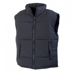 Imbracaminte de Protectie de Iarna: Vesta vatuita microfibra RAMSAY