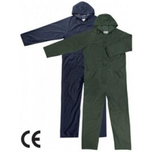 Imbracaminte de Protectie Impermeabila: Combinezon din poliester peliculizat ESSEN (-B)