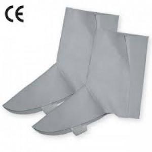 Imbracaminte de Protectie Speciala: Jambiere din piele Spalt cu catarame GHETTE-C