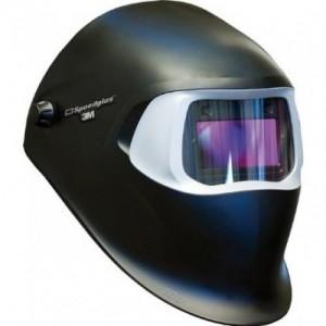 Protectie Sudura Masca de protectie cu prindere pe cap si geam optoelectronic pentru sudura 3M SPEEDGLASS 100 V