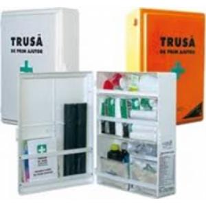 Protectie - PRIM AJUTOR: KIT de reumplere consumabile pentru trusa de prim ajutor STATIONAR