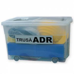 Protectie - PRIM AJUTOR: Trusa ADR omologata RAR, IPROCHIM