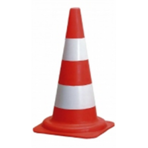 Protectie Semnalizare/Delimitare: Con de semnalizare PE/PE/A-P , 30cm