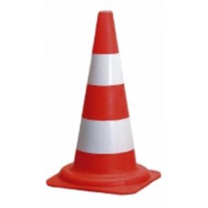 Protectie Semnalizare/Delimitare: Con de semnalizare PE/PE/A-P , 50cm